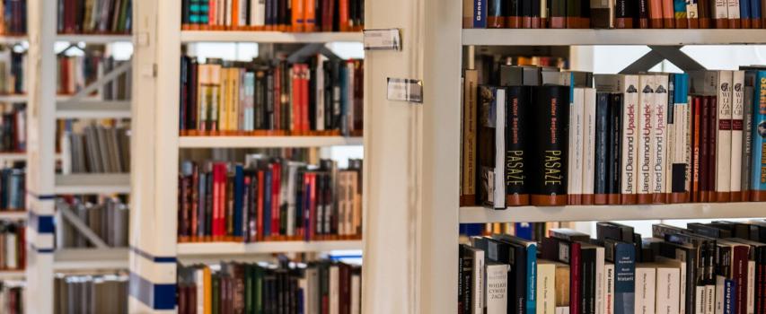 Bibliotekskläder